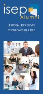 Page de garde plaquette ISEP Alumni