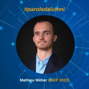 Visuel Mathieu Wéber - ISEP 2022