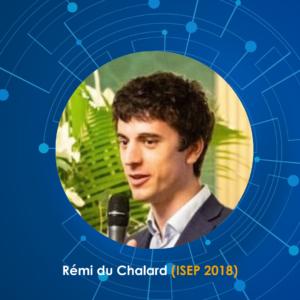 Visuel Rémi du Chalard - ISEP 2018