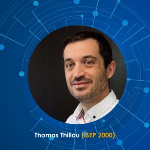 Visuel Thomas Thillou - ISEP 2000